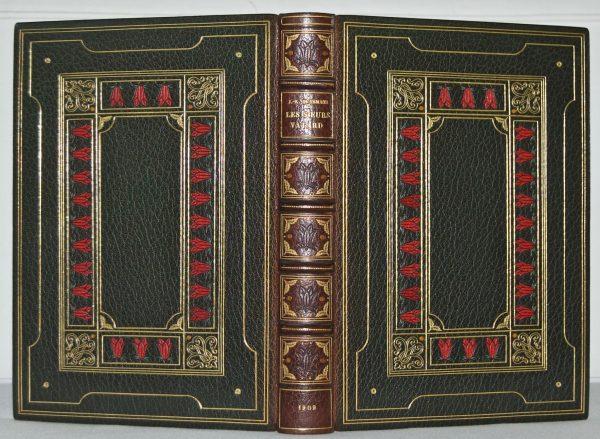 Les soeurs Vatard. Illustrées de vingt-huit compositions dont cinq hors texte en couleurs par J.-F. Raffaelli. Préface de Lucien Descaves